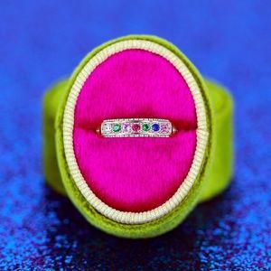 Poppy Angeloff DEAREST Ring